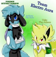 Team Electro Aura by Zander-The-Artist