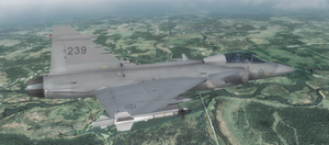Gripen - Swedish Air Force by Jetfreak-7