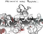 Heroes are Born by SufferingSquids