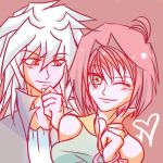 .: Vexshipping // Bakura and Anzu :. by Innocentfate