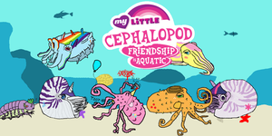 My Little Cephalopod by alextrebek