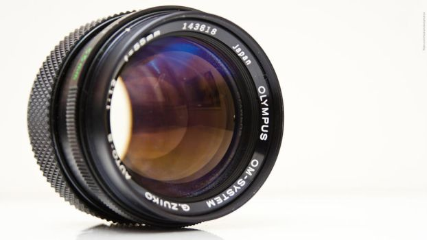 OM System Lens by leonanclaro