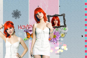 Hayley Williams by Manuelv