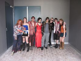 Resident Evil Group by Katay