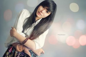 simple pose by doenas