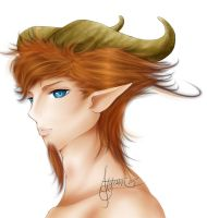 Faun colored by tifa005