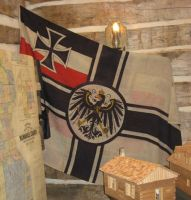 Imperial German Flag by WestytheTraveler