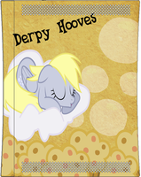 Derpy Hooves Xbox360 Side Panel by armando92