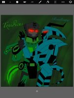 Toxidicus and Ranbara by Ghost-Angel-or-Devil