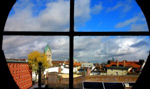window view by Mittelfranke