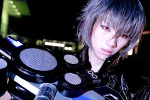 Final Fantasy Versus XIII - Noctis by Xeno-Photography