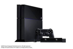 The New PlayStation 4 by Jacopo93