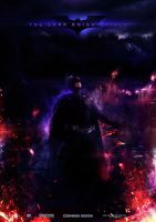 The Dark Knight Rises Poster 3 by visuasys