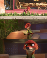 Nick Wilde Proud Of Your Boy. by catdragon4