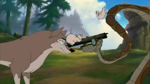 Kaa And Aleu by SYFYNUT