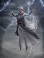 Stormbringer - The Order of X by NateHallinanArt