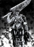 guts the black swordsman by mrbright