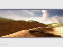 Collab with F2David - DUNES by kube