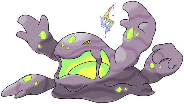 Mega Muk by Marix20