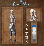 The Cloud Maker: Altus Reference by LivingAliveCreator
