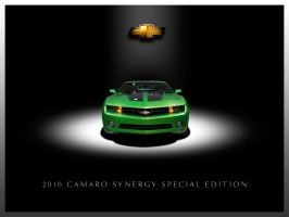 2010 Camaro Synergy Special Ed by theCrow65