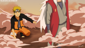 Naruto Fanart : You... by Melonciutus