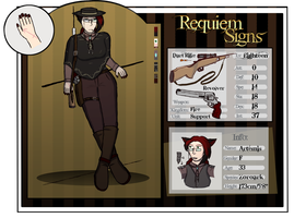 Requiem Signs - Artemis v2 by icytemporalist