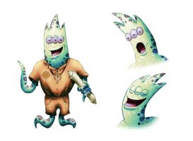 Character design 3 by Osmont2