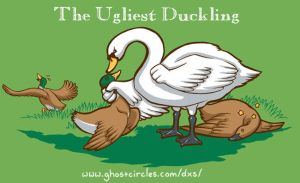 The Ugliest Duckling by amegoddess