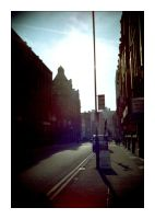 lomographic backstreets by redux