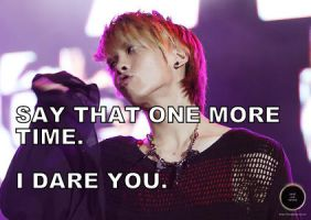 Jonghyun is Angry by PS-Yume