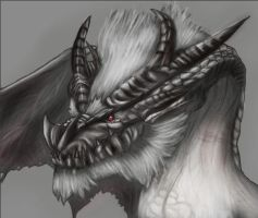 The Great White Fatalis by InvaderUmbreon