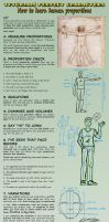 Tutorial: how to draw perfect human proportions by nime080