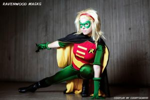 Robin Stephanie Brown cosplay by Alyssa-Ravenwood