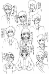 A whole bunch of SHSLs because I got lazy by D-Chan416