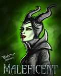 Maleficent by Doks-Assistant