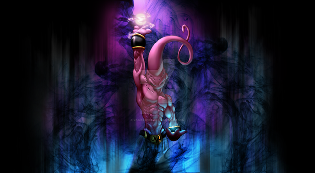 Kid Buu Wallpaper by Yogi89Scorpio