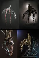 Death - from sketch to sculpture by FerBarchetta