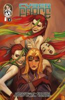 Cyber Force 4 Stjepan Sejic cover! by TopCowOfficial
