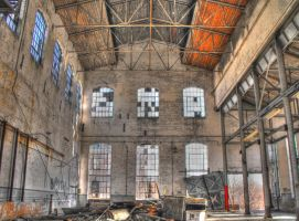 Industrial Cathedral by historicbridges