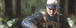 MGS - Old Snake Signature Pack by DrifterGria