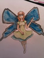Fairy by oneBulletForYou