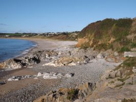 The Sands, near Horton at Port Eynon Bay by nonyeB