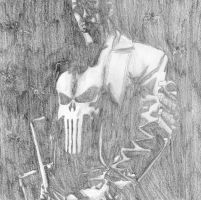 THE Punisher by bozoloko