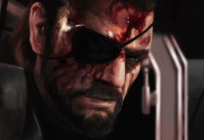 Metal Gear Solid V :  Phantom Pain - w/ Video! by MaruGawa