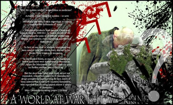 World At War. by hated-fixation