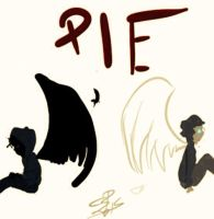 PIE- angels are demons by CopperFirecracker