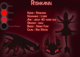 Rishkann Ref. Sheet by iEro-Lau