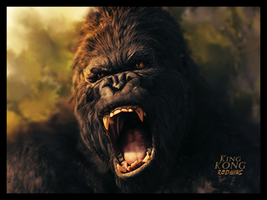 Kong by Red-wins