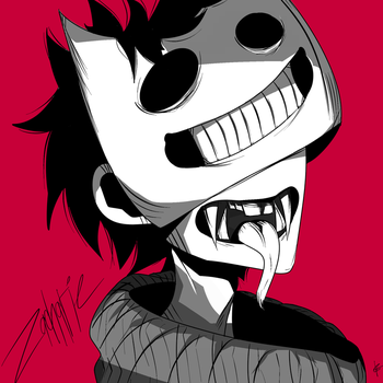 Zacharie by ISosiskaI